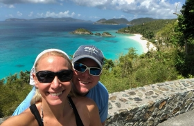 St John USVI Trunk Bay