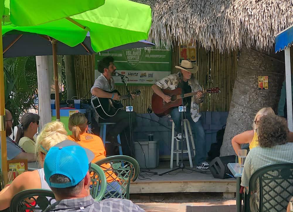 Island Hopper Songwriter Fest, Captiva Island, Keylime Bistro