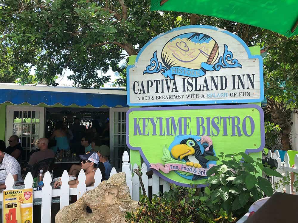 Keylime Bistro, Captiva Island, Island Hopper Songwriter Fest