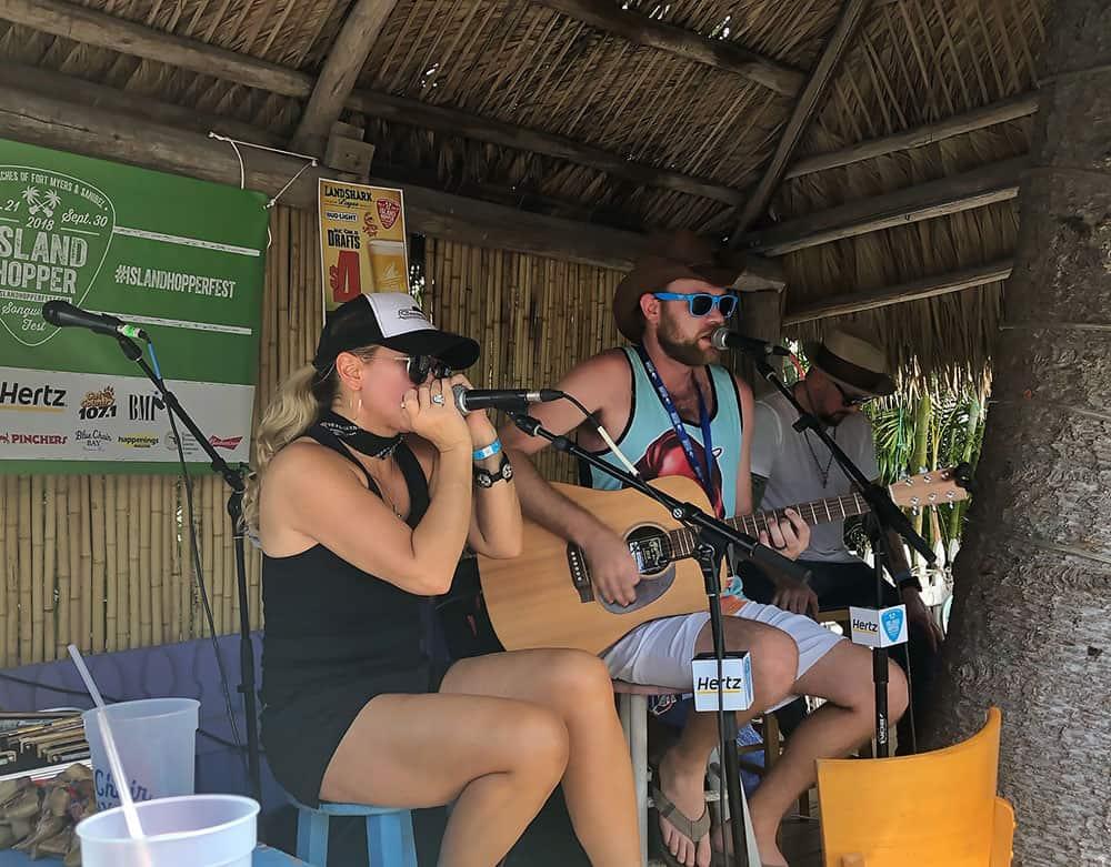 Keylime Bistro, Island Hopper Songwriter Fest, Heidi Newfield, Captiva Island