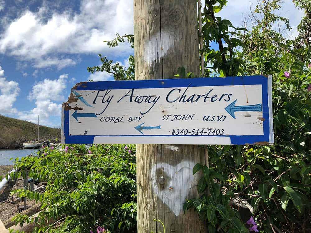 Flyaway Charters St. John