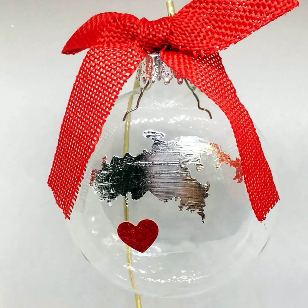 Christmas Ornaments, Island Fancy, St. John.