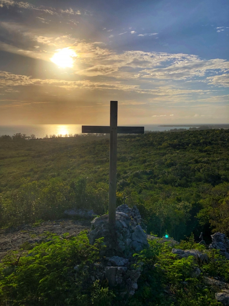 Mount Alvernia, Como Hill, Cat Island, Bahamas, The Hermitage