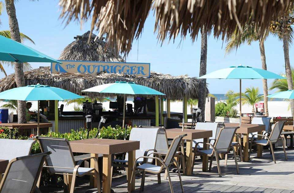 Fort Myers Beach Bars Out Rigger