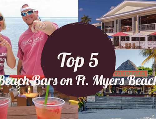 Top Five Beach Bars On Fort Myers Beach, FL