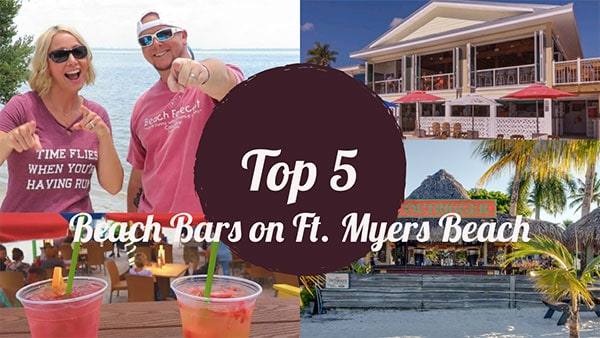 beach bars fort myers beach
