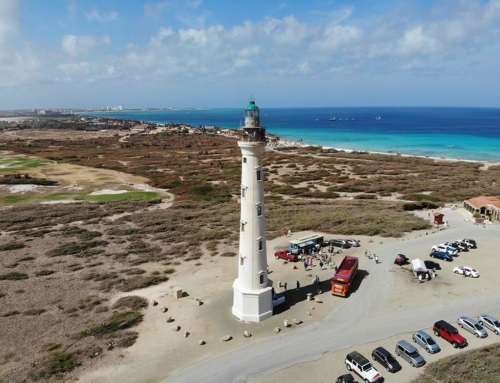 Aruba Things To Do: The California Lighthouse