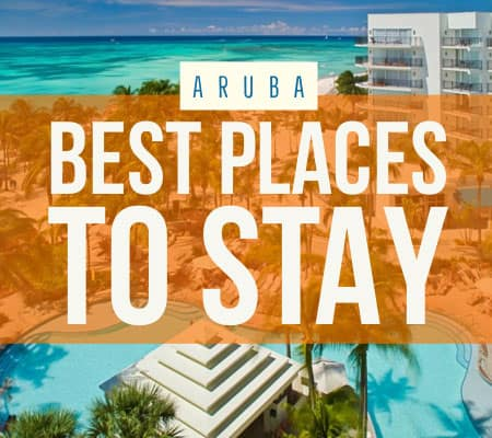 aruba best places to stay