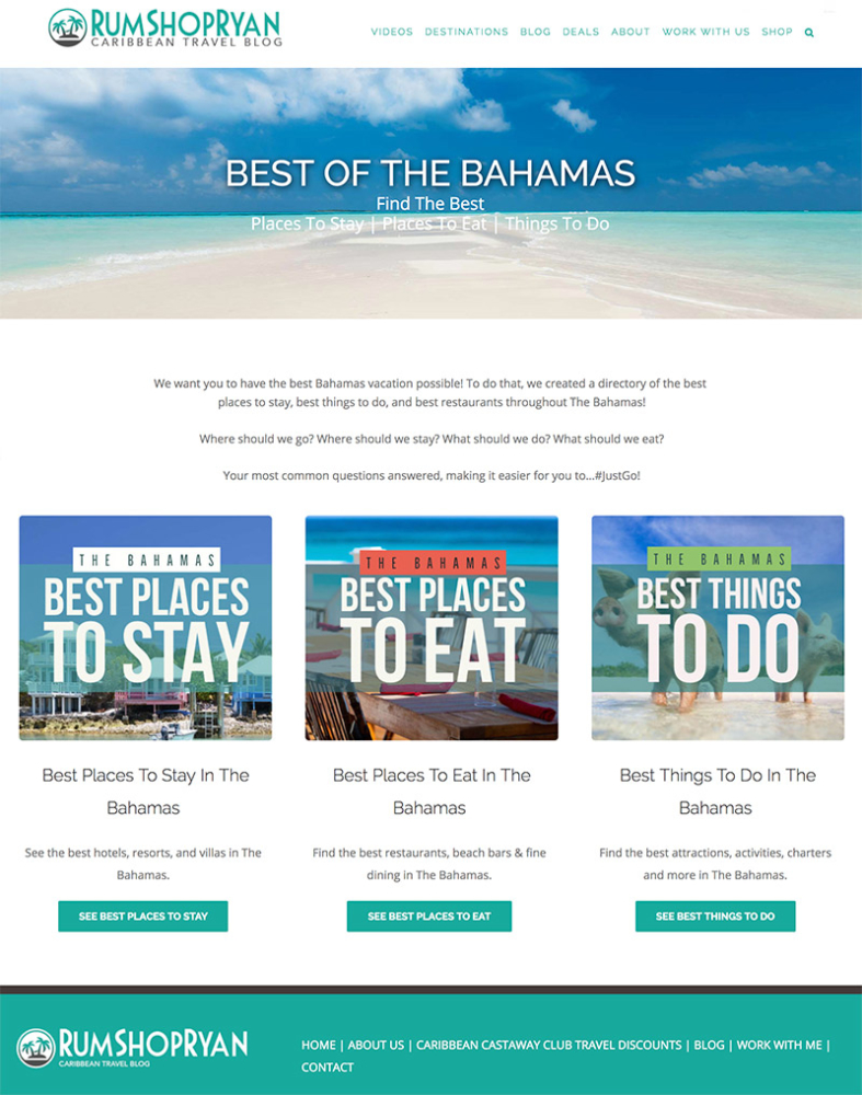 Best of the Caribbean directory