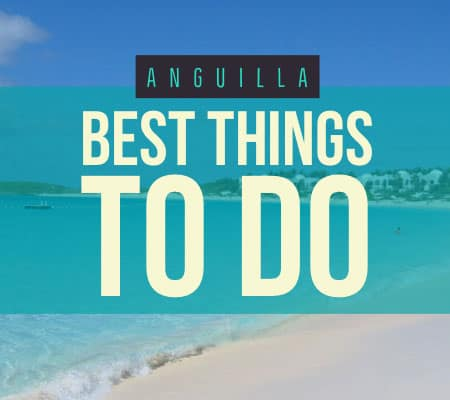 anguilla things to do