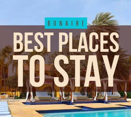 bonaire best places to stay