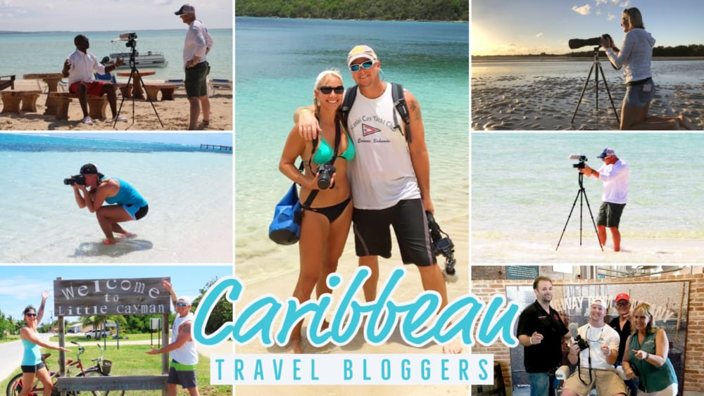 caribbean influencer travel blogger