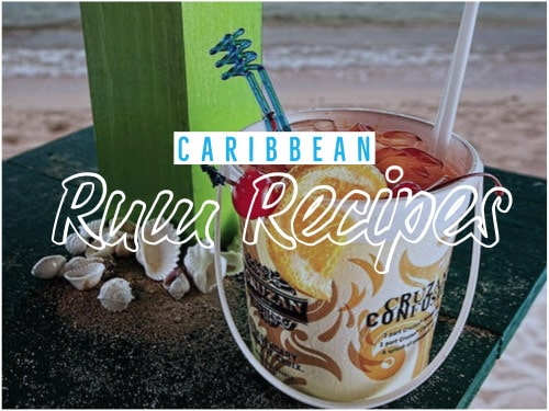 Caribbean rum recipes