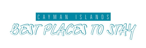 cayman islands places to stay