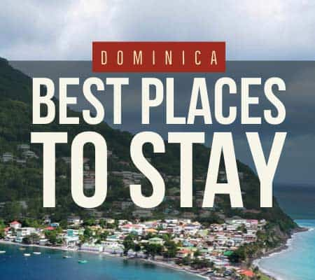 dominica places to stay