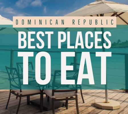 Dominican Republic best restaurants