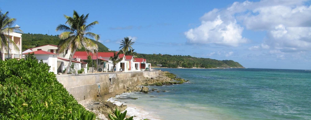 Guadeloupe places to stay