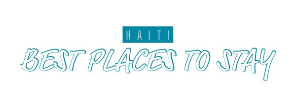 Haiti places to stay