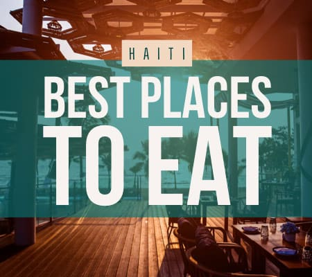 haiti best restaurants