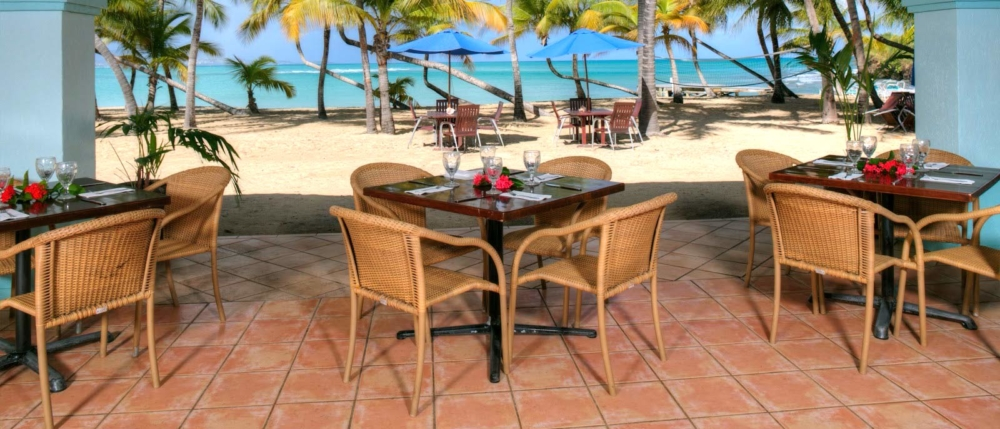 US Virgin Islands restaurants