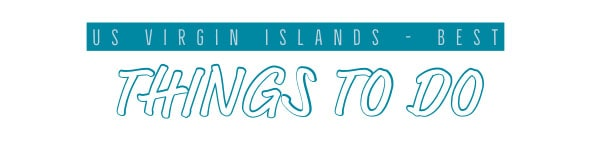 US Virgin Islands things to do