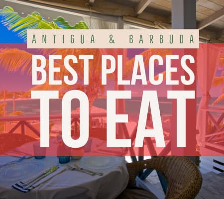 antigua best restaurants