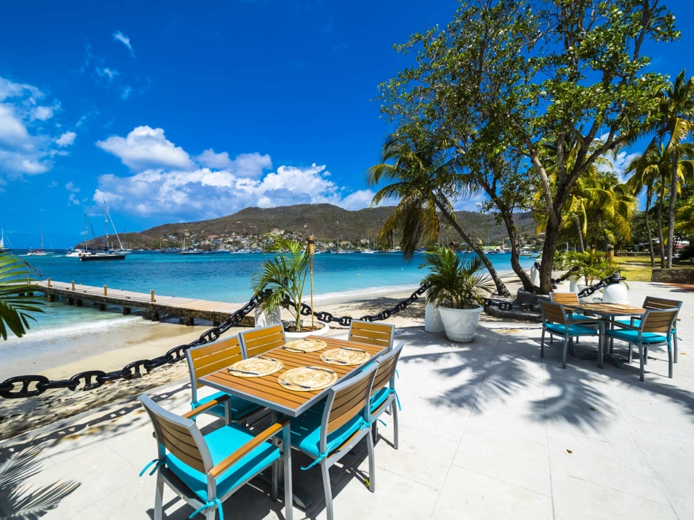 St. Vincent and the Grenadines best restaurants
