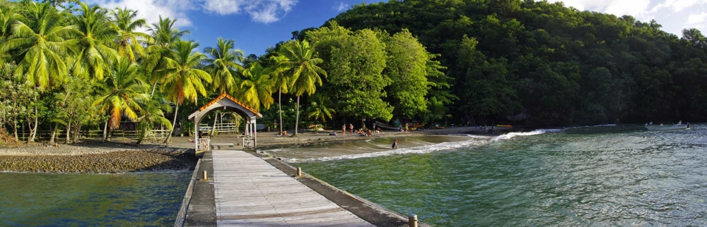 Martinique best places to stay