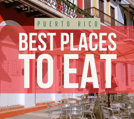 Puerto Rico best restaurants