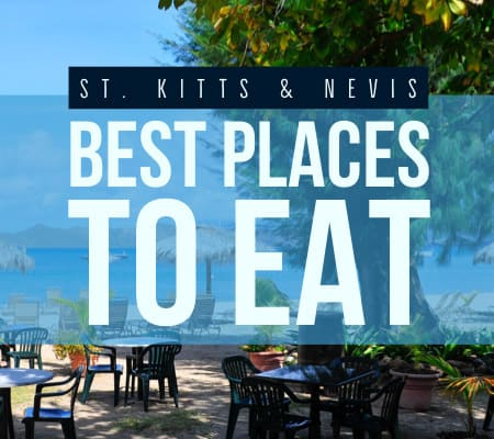 St. Kitts and Nevis best restaurants