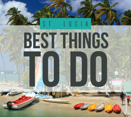 St. Lucia things to do