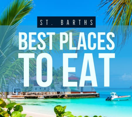 St. Barths best restaurants