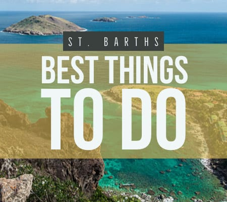 St. Barths things to do