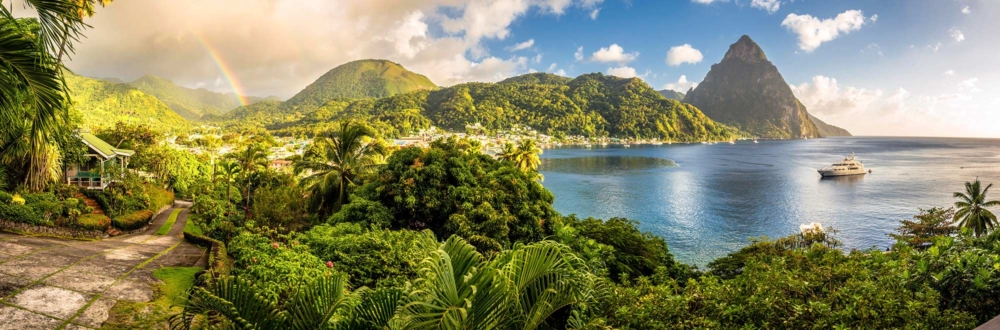 best of St. Lucia