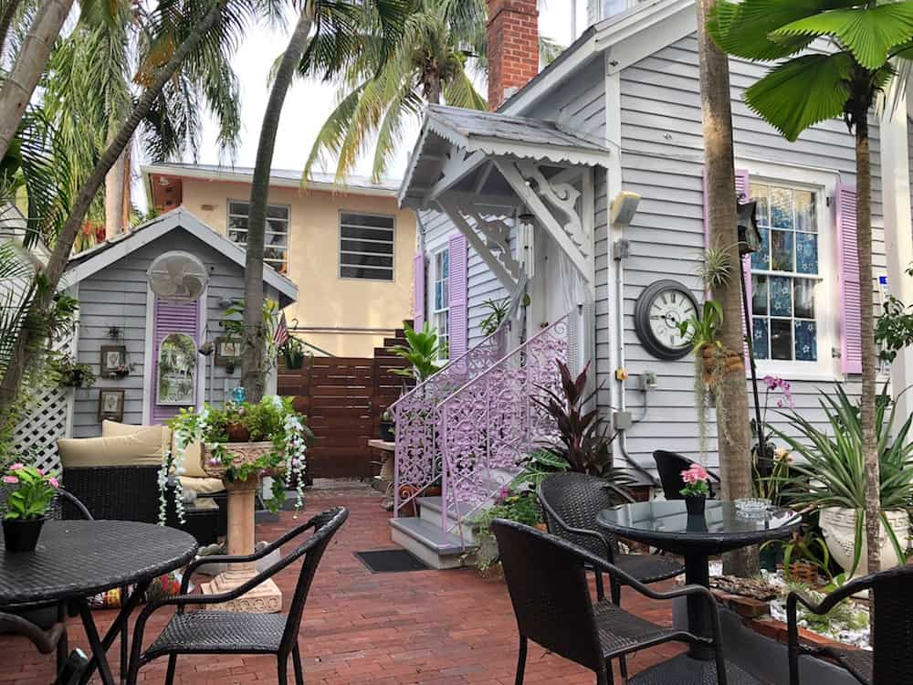 Artist House, Bed and Breakfast, Key West