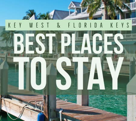 Key West Florida Keys best places to stay