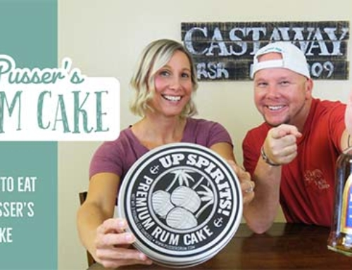 The Pusser's Rum Cake And The Best Ways To Eat One