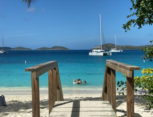 Our Top 5 St. John Beaches