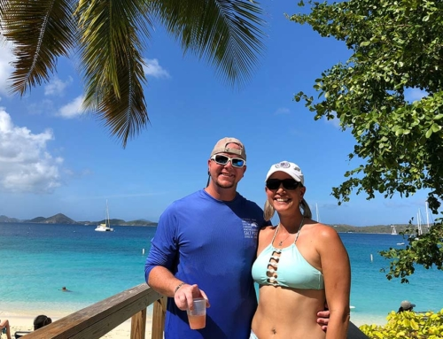 Honeymoon Beach, St. John – Take A Look Around With Us