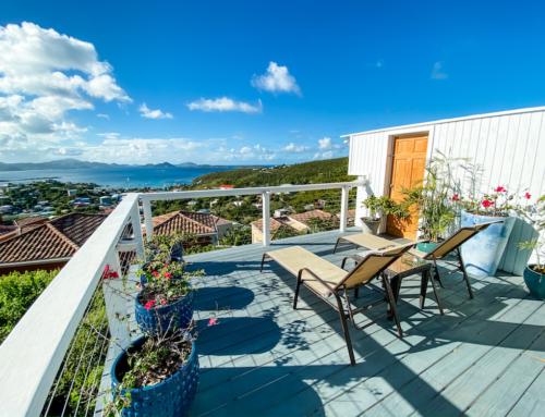 Walk With Us – St. John Villa Rental Tour of Island Abodes