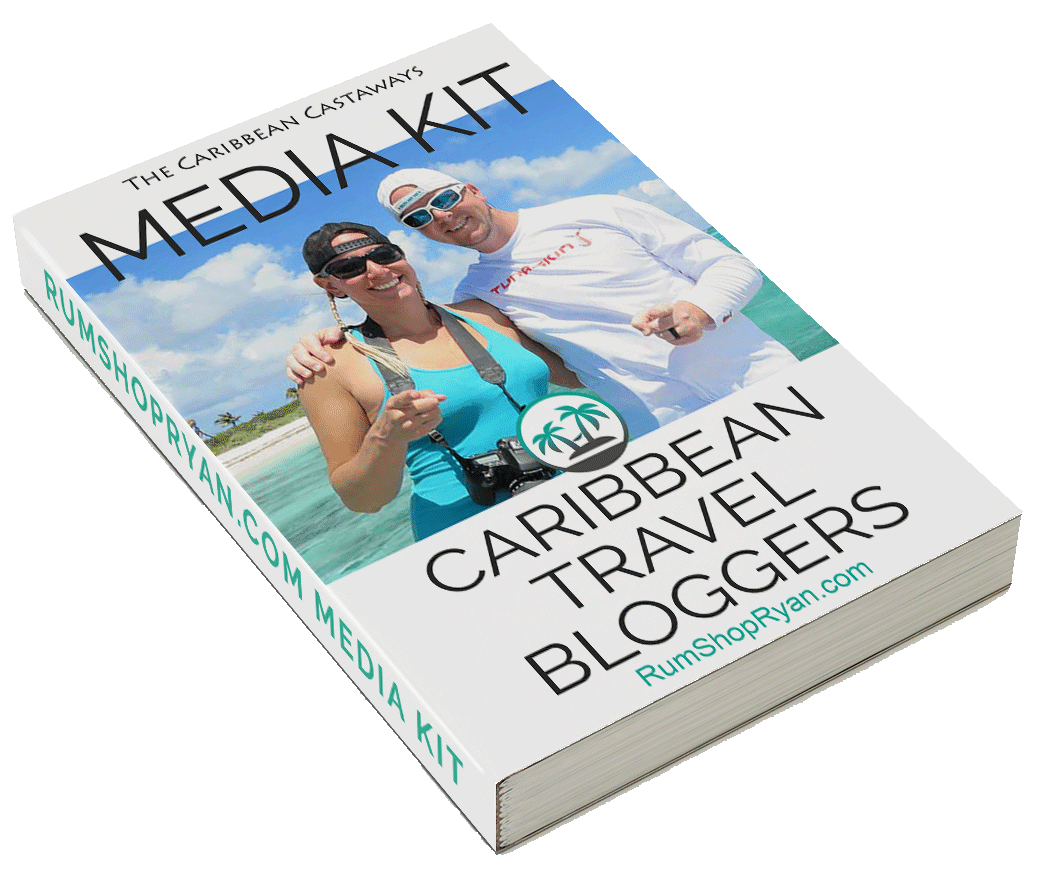 Caribbean blogger media kit