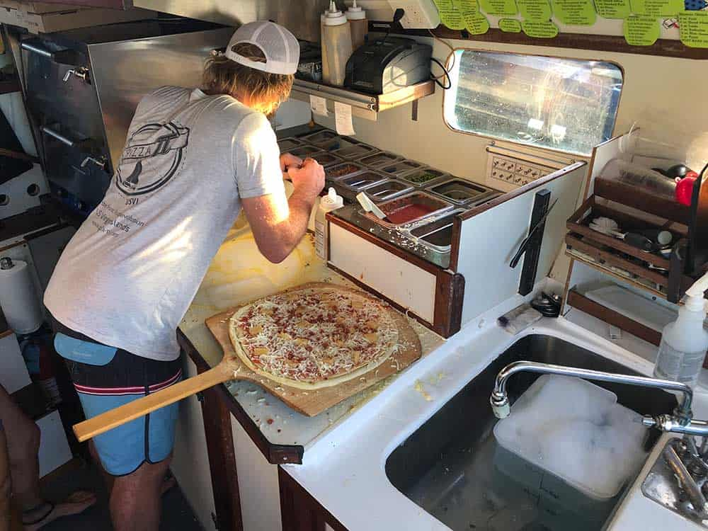 Pizza Pi VI - Best Things to do in the US Virgin Islands