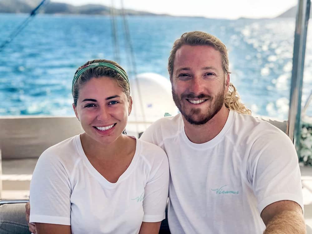 Viramar Charter Yacht Crew