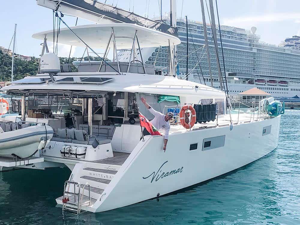 Viramar Charter Yacht