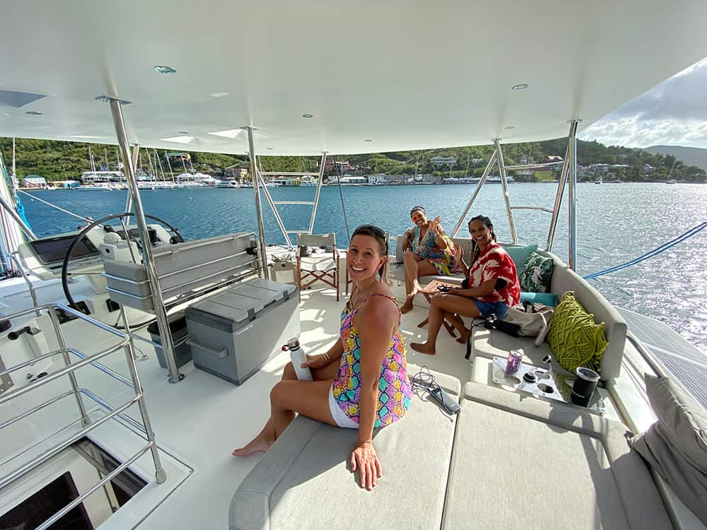 Viramar Charter Yacht Virgin Islands