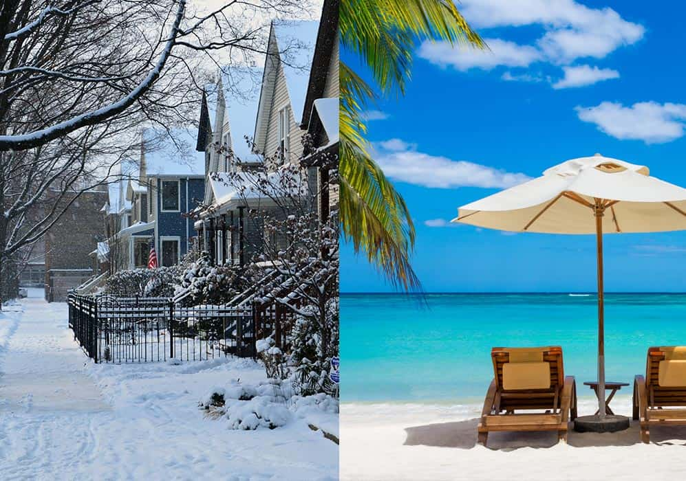 Caribbean Winter Vacation