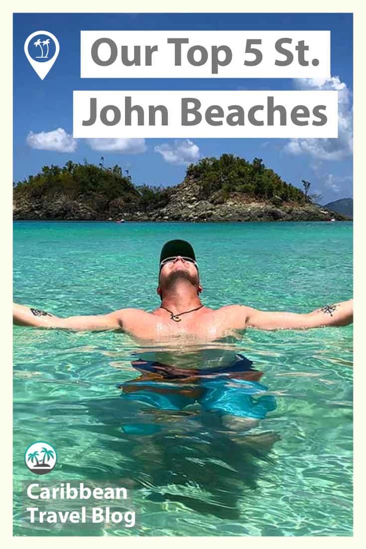 best st. john beaches
