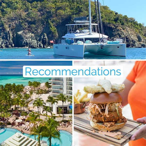 Caribbean Recommendations