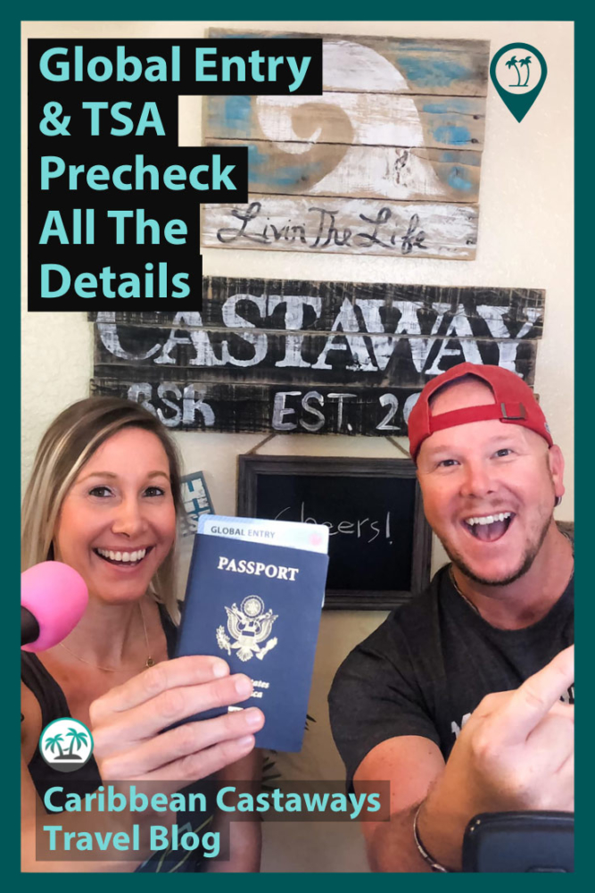 Global Entry vs TSA pre check