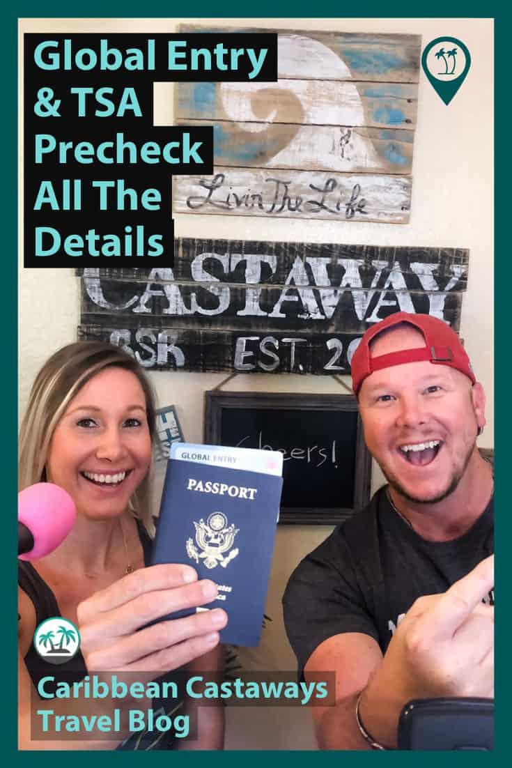 Global Entry vs TSA pre check
